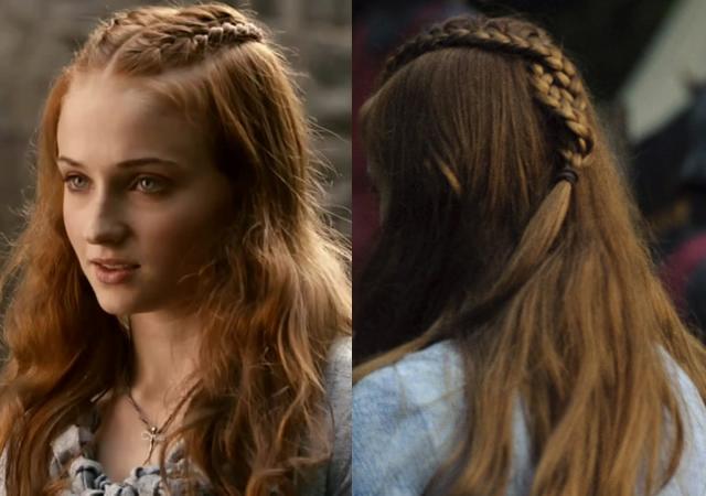 Cersei lannister e margaery tyrell em cena leacutesbica para decidir quem seraacute a rainha em game of thrones - 3 9