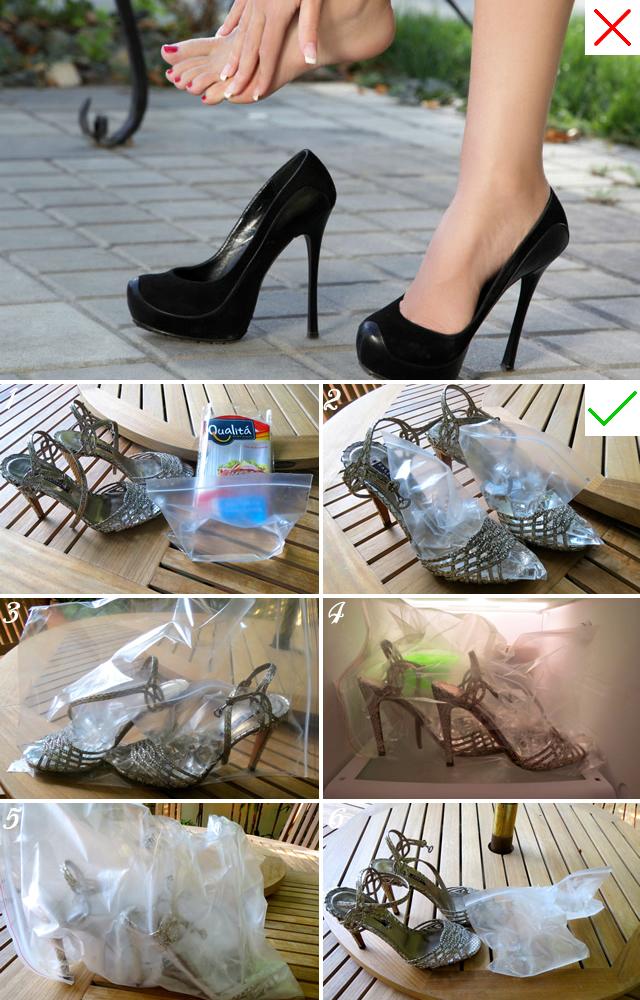 como-amaciar-sapato