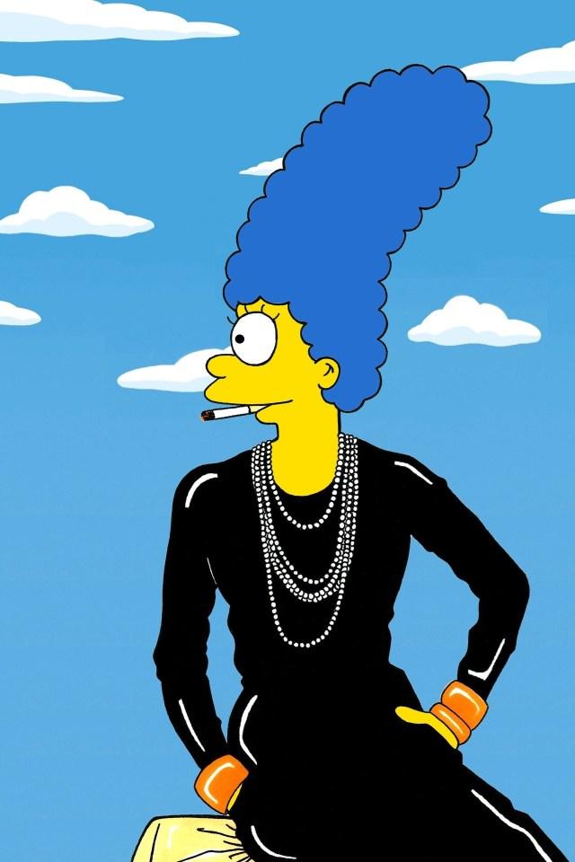 Marge-Coco-Chanel-Famous-Shot-vogue-aleXsandro-Palombo