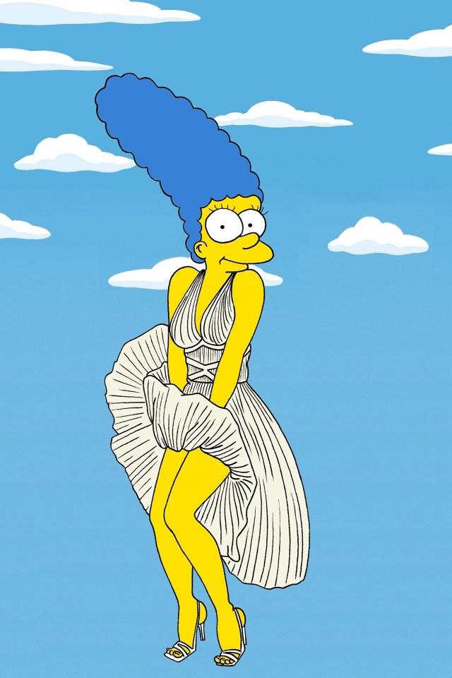 Marge-Marilyn-Monroe-vogue-aleXsandro-Palombo