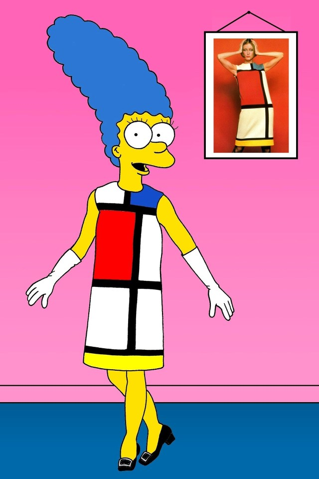 Marge-Yves-Saint-Laurent-vogue-aleXsandro-Palombo