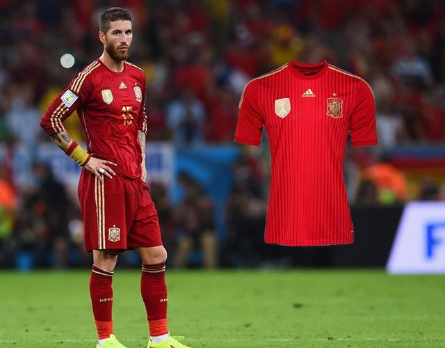 camisa-seleção-espanha