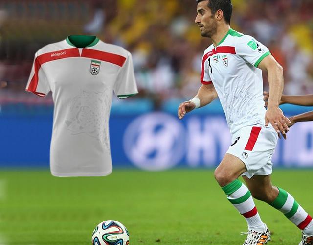 camisa-seleção-irã