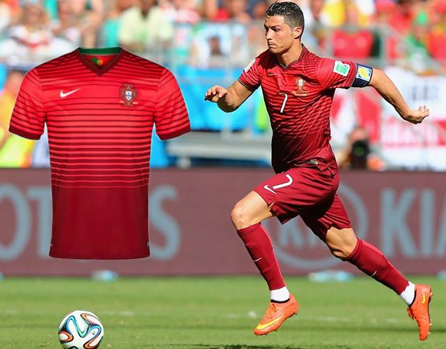 camisa-seleção-portugal