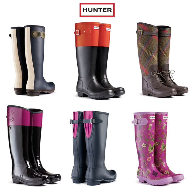 hunter-boots