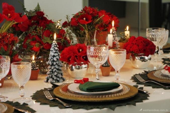 como-decorar-mesa-natal-2