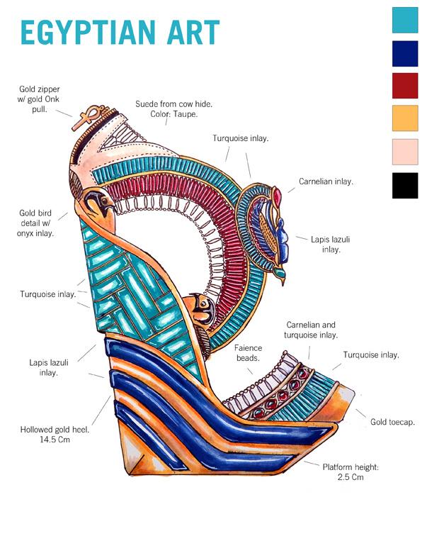 sapato-arte-egípcia-1